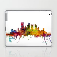Pittsburgh Pennsylvania Skyline Laptop & iPad Skin