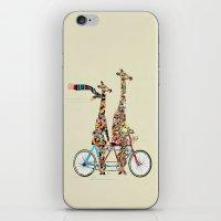Giraffe Days Lets Tandem iPhone & iPod Skin