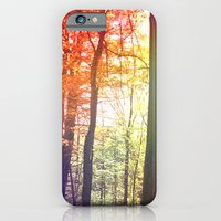 iPhone & iPod Case featuring Forest Friends 2.0 by Elina Cate