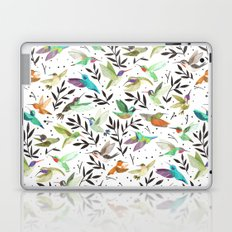 Hummingbirds of North America Field Guide  Laptop & iPad Skin