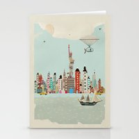 Visit New York Stationery Cards