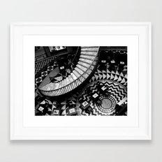 Vortex (Berlin) Framed Art Print