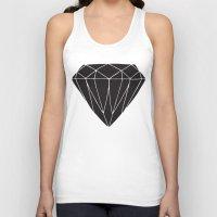 Diamonds Are Forever Unisex Tank Top