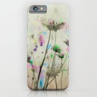 iPhone & iPod Case featuring Splash Of Nature by The Strange Days Of Gothicolors
