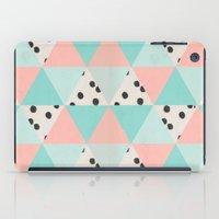 Tri, Tri, Tri iPad Case