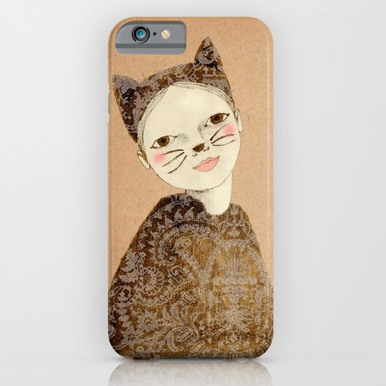 Kiki Kitty iPhone & iPod Case