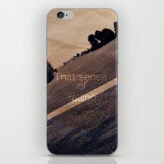 That Sense iPhone & iPod Skin