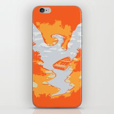 River Phoenix - Autumn iPhone & iPod Skin