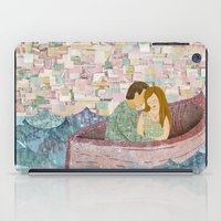 and they lived happily ever after iPad Case