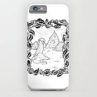 Pin Up 001 iPhone 6 Slim Case