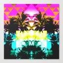 Hawaiian Quilt Canvas Print