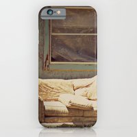 iPhone & iPod Case featuring The Window Seat by DeLayne