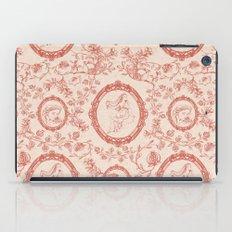 Toile de Jouy (persephone) iPad Case