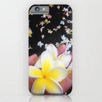 Frangipani Explosion! iPhone 6 Slim Case