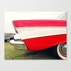 From the past! Canvas Print
