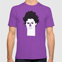 Ripley Mens Fitted Tee Ultraviolet SMALL