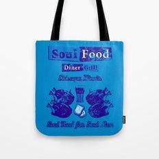 Soul Food for Soul Men Tote Bag