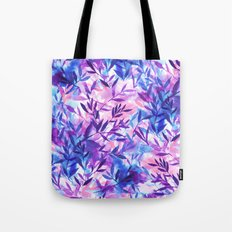 Changes Purple Tote Bag