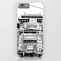Yokohama - China Town iPhone 6 Slim Case