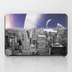 New New York : Galaxy City iPad Case