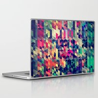 city Laptop & iPad Skins featuring Atym by Spires