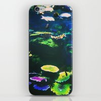 Underwater Paradise iPhone & iPod Skin