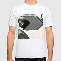 Bastardize | Perry Mens Fitted Tee Ash Grey SMALL