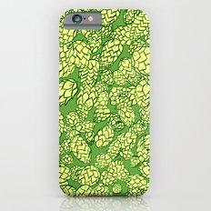 Floral Hops iPhone 6 Slim Case