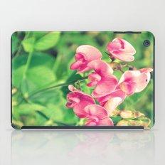sweet pea iPad Case