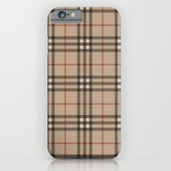 Burberry Plaid - Like De… iPhone 6 Slim Case