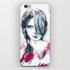 Plum' iPhone & iPod Skin