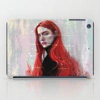 Beautiful Hell iPad Case