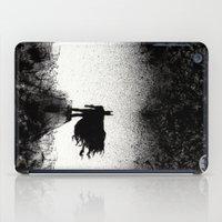 BRUCE WAYNE RISES  iPad Case