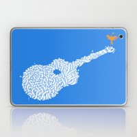 Country Guitar Laptop & iPad Skin