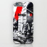 Warsaw Uprising, Poland - 1944 iPhone 6 Slim Case