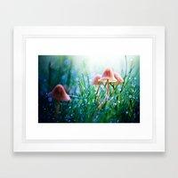 Fairytopia Framed Art Print
