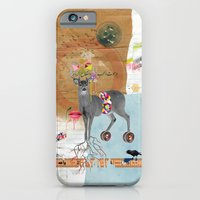 iPhone & iPod Case featuring Oh Deer! by Mo.Awwad