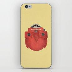 Owl-Master iPhone & iPod Skin