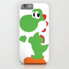 Yoshi - Minimalist - Nintendo Slim Case iPhone 6s