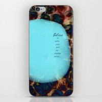 Affirmation... iPhone & iPod Skin