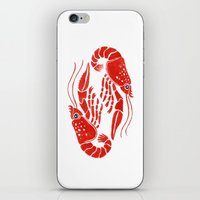 Lobsters iPhone & iPod Skin