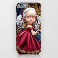iPhone & iPod Case featuring Annabelle White by KShaimanova