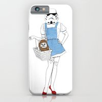 iPhone & iPod Case featuring Dorothy trooper by Cisternas