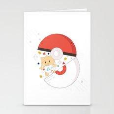 Pokemaster Stationery Cards