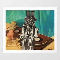 high class music Art Print