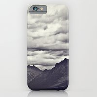 Mountain Lake Black and White iPhone 6 Slim Case