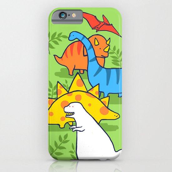 Albinosaur iPhone & iPod Case