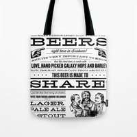 Billy & Bones Hand Craft… Tote Bag