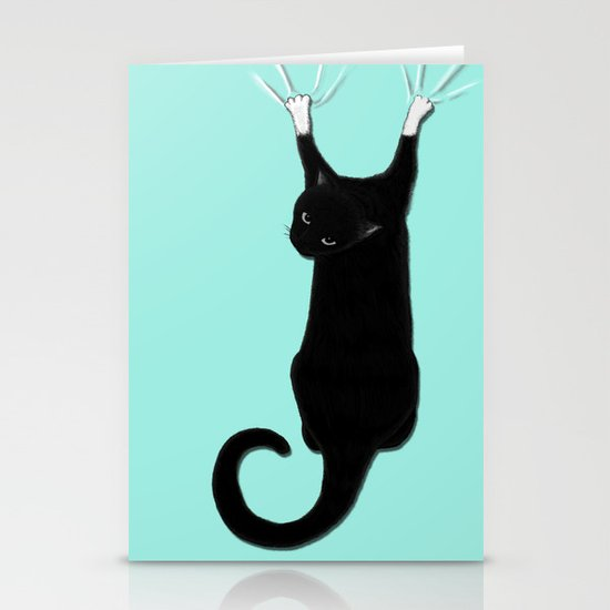 Hang Stationery Card