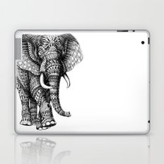Ornate Elephant v.2 Laptop & iPad Skin